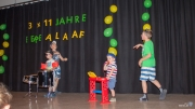 Kindersitzung 2014 in der Bürgerhalle Ederen